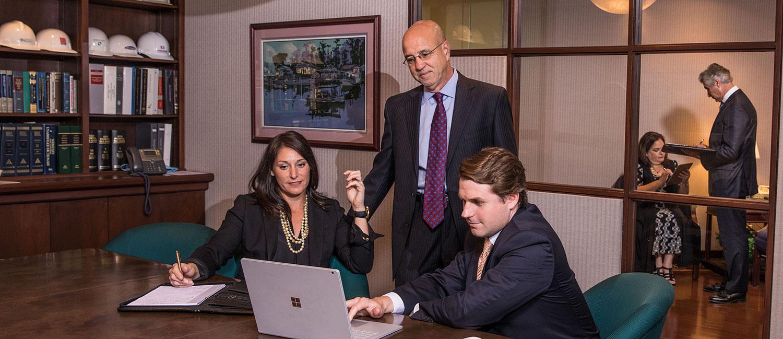 Cory, Tucker & Larrowe Team